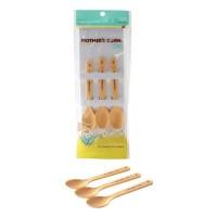 Mother's Corn Cutie Spoon Set Sendok Makan Bayi Mothers Corn