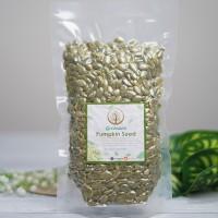Pumpkin Seed 500gr / biji labu camilan sehat / pepita
