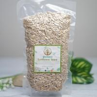 Raw Sunflower Seed Organic 500 gram kuaci mentah (biji bunga matahari)