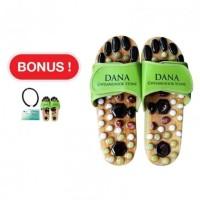 TERMURAH Sandal Refleksi Kesehatan DANA original (bonus kalung)