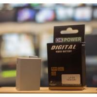 Battery Camera DK Power BATTERY LP-E8 1000mAh LPE8 / LPE 8