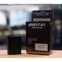Battery Charger DK Power Battery NP-FW50 1000mAh NPFW50 / NPFW 50