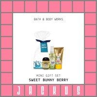Bath & Body Works Sweet Bunny Berry Mini Gift Set