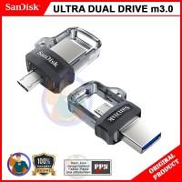 Flashdisk OTG Sandisk 32GB M3.0 Dual Drive
