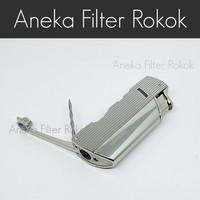 Korek Api Dual Jet Flame  Lighter  HONEST BCZ3043-1