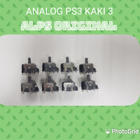 ANALOG STIK PS3 KAKI 3 ORIGINAL - CABUTAN -SECOND
