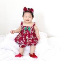 Setelan Baby Motif | Setelan Baby Lucu | Kado Baby | CELINA SET