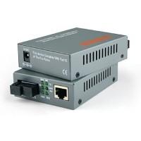 1Gbps Media Converter Netlink HTB-GS 03 1000Mbps Fiber Optic 20km
