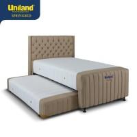 Uniland Springbed 2 in 1 120 x 200 Rivera Ashton Spring Bed 2in1