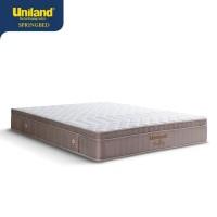 Uniland Springbed 180 x 200 Rivera Plushtop Paris Hanya Spring Bed