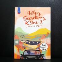 Novel WHY SECRETARY KIM 2 - Jeong Gyeong Yun