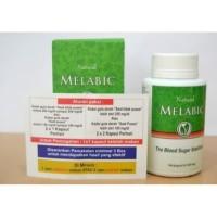 natural melabic untuk menstabilkan kadar gula MELABIC ORIGINAL isi 90