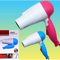 Hair Dryer mini Pengering Rambut Lipat