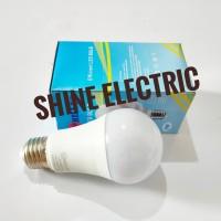 Lampu Bohlam LED 9w 9watt 9 w 9 watt putih white daylight PL