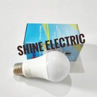 Lampu Bohlam LED 9w 9watt 9 watt 9 w kuning warm white PL bulb