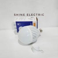 Lampu Bohlam LED Emergency 18w 18watt 18 w 18 Watt putih darurat PL