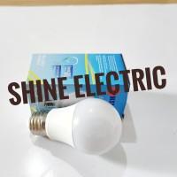 Lampu Bohlam LED 7w 7 w 7watt 7 Watt putih white daylight PL