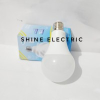 Lampu Bohlam LED 12w 12watt 12 w 12 Watt kuning warm white PL