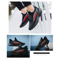 Sepatu Korea Kr 25 Sepatu Sneakers Pria Wanita Original Import Korea - Cream, 39