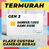 Flazz Custom Print Termurah - Flazz Custom Print - Flazz Murah