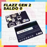 Kartu E-Toll Flazz BCA Kosongan - Etoll Flazz Termurah
