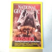 Ori Majalah NATIONAL GEOGRAPHIC dinosaurus Cracking the Mystery 3/2903