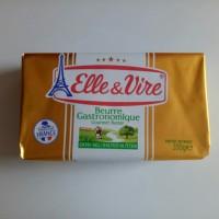 Butter Salted/ Mentega Asin Elle & Vire 200 Gr