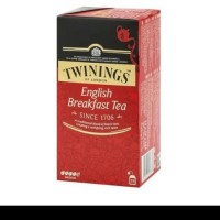Premium Tea Twinnings English Breakfast Tes 25 tea bags