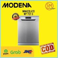 MODENA WP7121S DISHWASHER Mesin Cuci Piring IMMACOLATO - WP 7121 S
