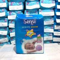 Popok Sens| NB 52 Original Tipe Perekat / Pampers Sens| NB52 / 52 pcs