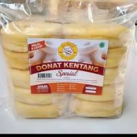 Donat Kentang Spesial De Roti Ukuran Besar Isi 10