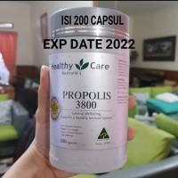 healthy care propolis 3800 (isi 200 capsul) asli AU