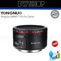 Yongnuo 50MM F1.8 Mark II For Canon - Lensa Yongnuo 50MM