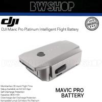 DJI Mavic Pro Platinum Intelligent Flight Battery - Baterai Dji Mavic