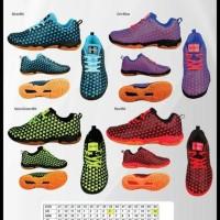 Sepatu Badminton APACS ORIGINAL Rekondisi Siap Pakai