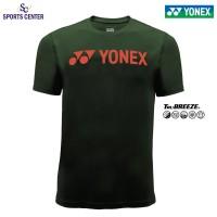 Kaos / Jersey Yonex Classic TruBreeze 1007 Deep Forest / Coral Quartz