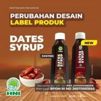 dates syrup premium sari kurma-penambah darah&meningkatkan trombosit