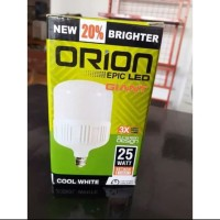 LAMPU ORION LED GIANT COOL WHITE NEW GENERATION - 25W