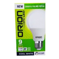LAMPU ORION LED COOL WHITE NEW GENERATION - 9W
