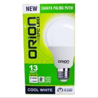 LAMPU ORION LED COOL WHITE NEW GENERATION - 13W