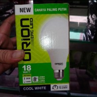 LAMPU ORION LED COOL WHITE NEW GENERATION - 18W