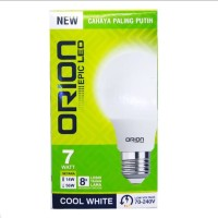 LAMPU ORION LED COOL WHITE NEW GENERATION - 7W