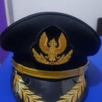 Topi Pilot untuk dewasa ukuran 50-60