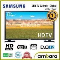 TV LED 32 Inch Samsung 32T4003 Digital TV USB Movie HD UA32T4003