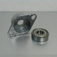 Die Cast Metal Iron Bearing Housing 608 Shaft 8mm Precision Casting