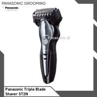 Panasonic Triple Blade Shaver ST2N Alat Cukur Mesin Cukur Jenggot
