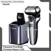 Panasonic Five Blade Premium Shaver LV9C Alat Cukur Mesin Cukur