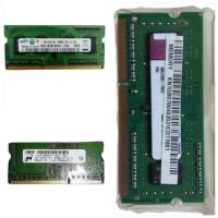 SECOND NORMAL Ram Sodimm DDR3 1GB Pc3 10600 Merk Random
