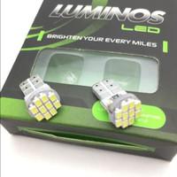 Lampu LED T10 9 Titik Sen, Kota, Senja, Speedometer Merk Luminos