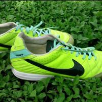 Sepatu Futsal Nike Tiempo Mystic IV Leather IC Original